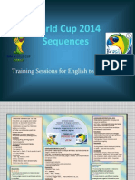 World Cup Brasil - Sequences