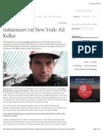 2012 InfluencerCon New York