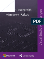 Better Unit Testing With Microsoft Fakes (RTM)