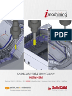 SolidCAM2014 HSR-HSM Machining User Guide Web