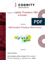 Kurs VBA - Procedury VBA w Excelu.pptx