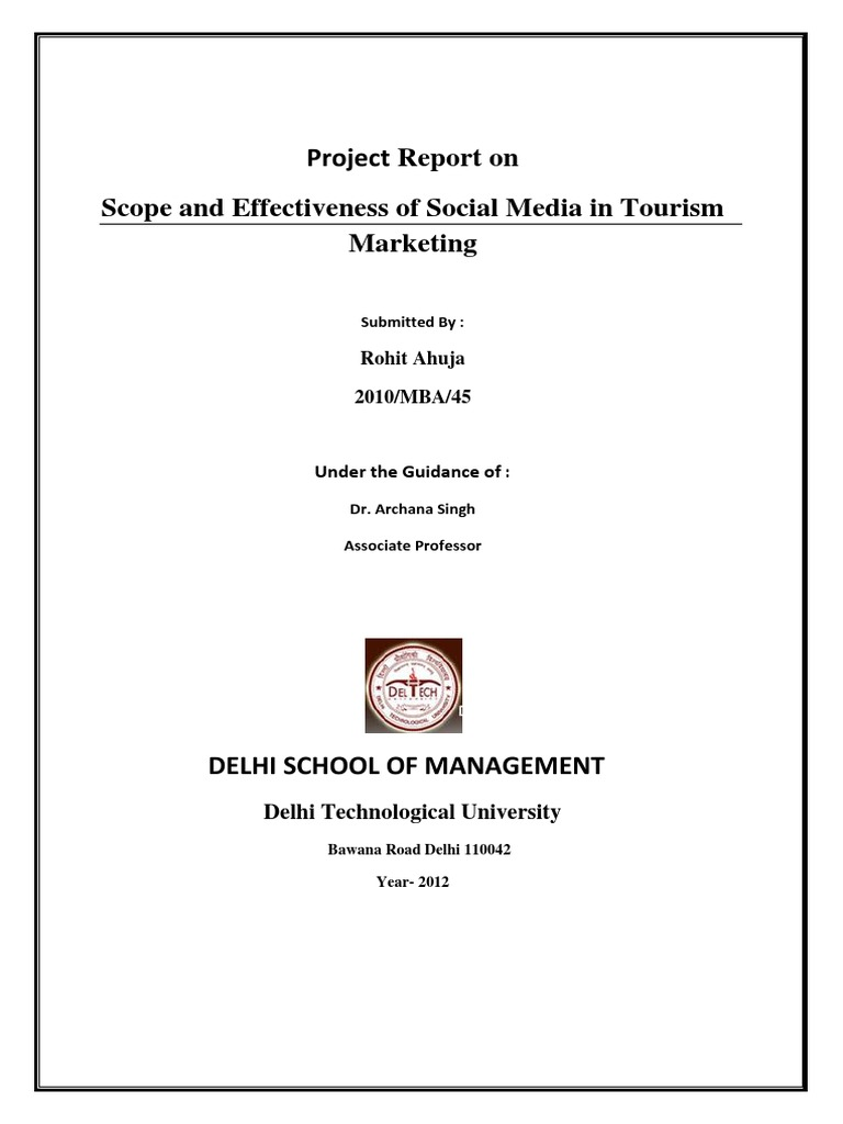 Dissertation topics focused on social media and young people