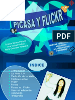 Picasa y Flickr