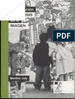 Libro Introducción Al Análisis de La Imagen