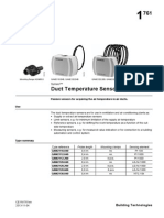 1. Duct Temperature Sensor