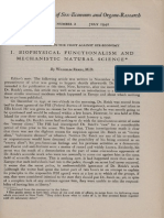 International Journal of Sex-Economy and Orgone-Research, Volume 1, Number 2, 1942