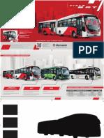 MARCOPOLO - Catálogo Ônibus 2014