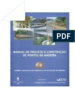 Manual de Pontes de Madeira