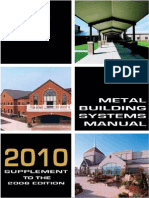 MBMA 2010 Supplement to 2006