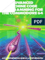 Advanced Machine Code Programming