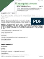 Código Sanitário Decreto12342-78