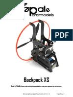 Manuel Backpack XS-En