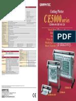 Catalogo Graphtec CE5000 en