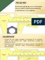 Calibre_pie de Rey