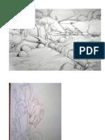 Contoh Gambar Seni Visual