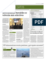 Inversionistas Bursátiles Se Volverán Más Selectivos_Gestión 13-08-2014