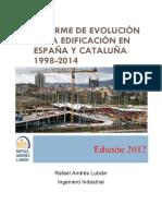 Informe de evolución de la edificación en España y Cataluña 1998-2012. Prev 2013-2014.pdf