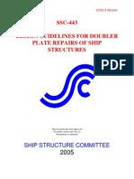 Ship Doubler Plates
