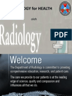 Radiology for Health