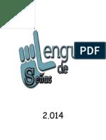Proyecto de LSC 2014