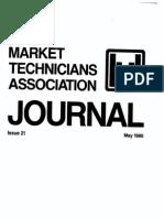 David Aranson MTA Journal Patterns