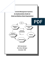 Iso 14001 Implementation Guide 2014