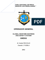 GMDSS General