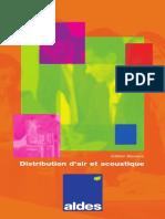 Livre Distribution Dair Et Acoustique 2008 FR
