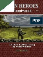 Iron Heroes - Bloodwood
