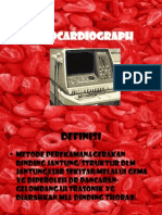 echocardiograph indah