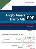 Barro Alto Presentation February.2012