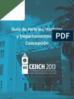 Guía de Hoteles, Hostales y Departamentos