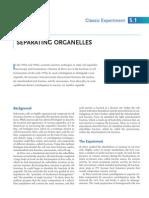 Separating Organelles