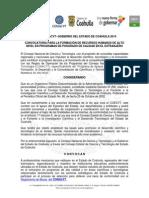 Convocatoria Becas2014 CONACYT-Gob Coahuila
