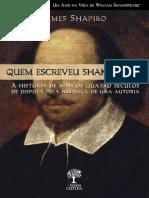 736 Trecho Quem Escreveu Shakespeare