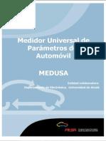 Medidor Universal de Parametros Del Automovil