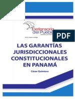 Garantías Jurisdiccionales Constitucionales en Panamá