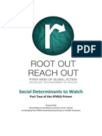 Social Determinants to Watch Part II