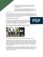 O Recenseamento Eleitoral Dos Guineenses Em Cabo Verde Começou No Dia 28 de Dezembro