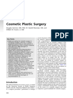 Chapter 23 - Cosmetic Plastic Surgery