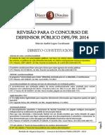 Revisão Para o Concurso Do DPE PR 2014