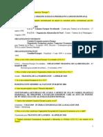 Drept European - Examen - InTREBARI - 16.06.2011