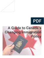 Immigration Policy Guide 06-13