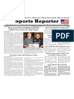 August 13-19, 2014 Sports Reporter