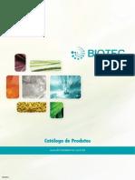 Catálogo Biotec