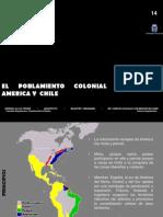 4.Estrategias de Poblamiento en America y Chile