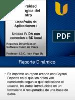 Reportes Dinámicos en Software Punto de Venta
