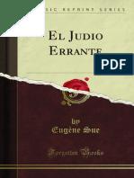 El Judio Errante 1400002798