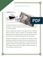 Los 100 Años Del Canal de Panamá