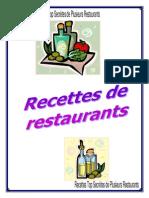 2354RecettesSecretesdeRestaurants